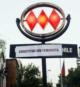 Chili : préparation de la grève générale féministe