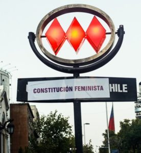 Chile: preparando la huelga general feminista