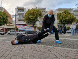 Σπάρτη: Κινητοποίηση για την έξαρση της βίας