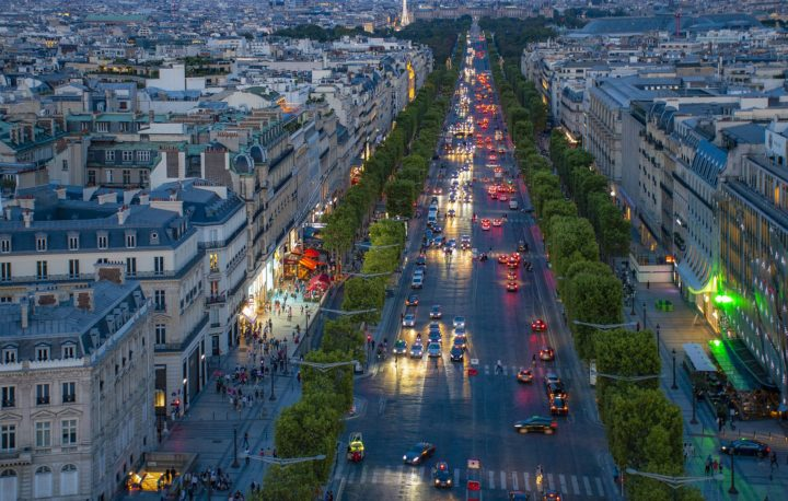 France calls up 4,400 officers to enforce 6pm curfew in Paris amid rising Covid-19 infections and compliance concerns