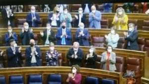 El Congreso aprueba la ley que regula la eutanasia en España