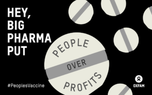 Why Big Pharma Shouldn't Have Any Control Over COVID-19 Vaccines