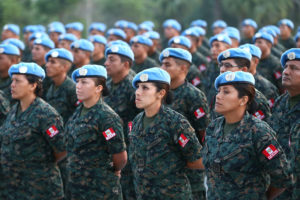 China ofrece vacunas contra la COVID-19 para fuerzas de paz de la ONU