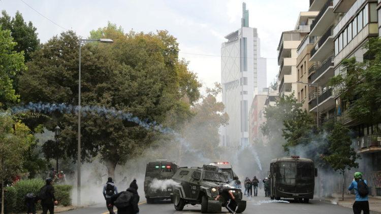 Chile: eine anhaltende Rebellion
