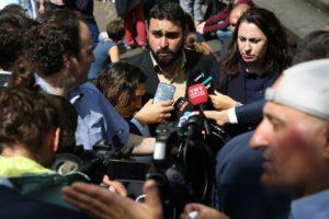 Solidaritätserklärung mit Rechtsanwältin Seda Başay-Yıldız
