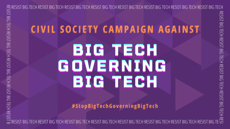 Zivilgesellschaftliche Gruppen lehnen die Schaffung eines von Big Tech dominierten Gremiums für globale digitale Governance ab