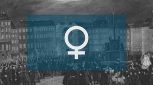Revolution 1848: Frauen auf den Barrikaden – und am Herd