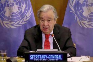 """ONU: """"Virus usato dai governi come pretesto per reprimere dissenso e togliere libertà"""""""