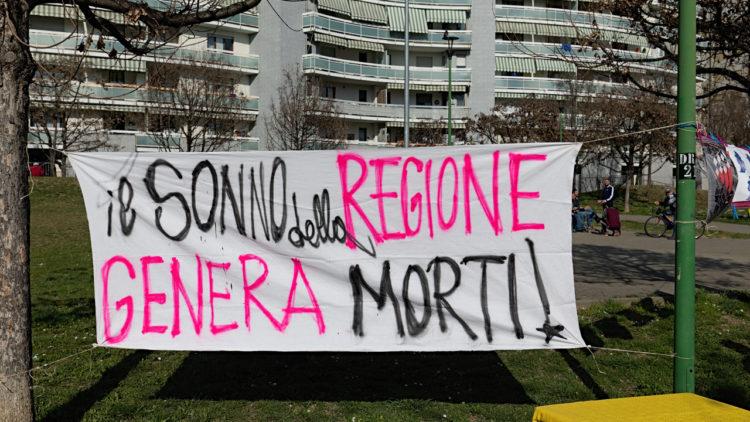 Torino: assemblea pubblica sulla salute