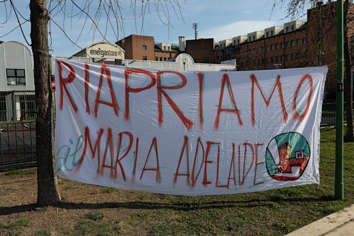 """Assemblea Riapriamo il Maria Adelaide: presentazione e discussione del progetto """"Il Maria Adelaide che vogliamo"""""""