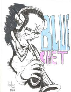 BLUE CHET