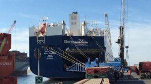Weapon Watch denuncia l'imbarco di esplosivi diretti in Israele nei porti italiani