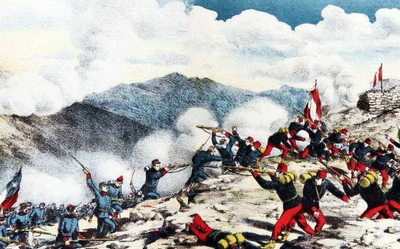 23 marzo, Guerra del Pacifico. Così la Bolivia perse lo sbocco sul mare