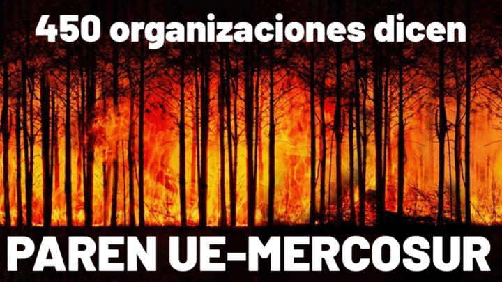 Hunderte Organisationen aus Europa und Lateinamerika gegen EU-Mercosur