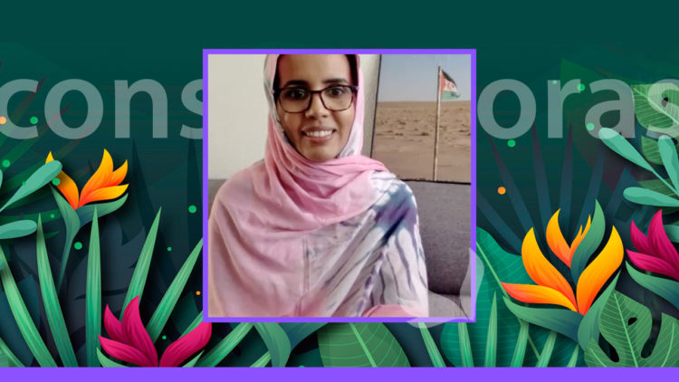 Constructoras de Futuro: Cheja Abdalahe