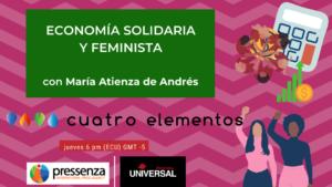 «El feminismo ha permitido promover relaciones más horizontales» María Atienza