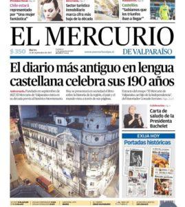 """[Chile] ¡Sorpresas de """"El Mercurio""""!"""