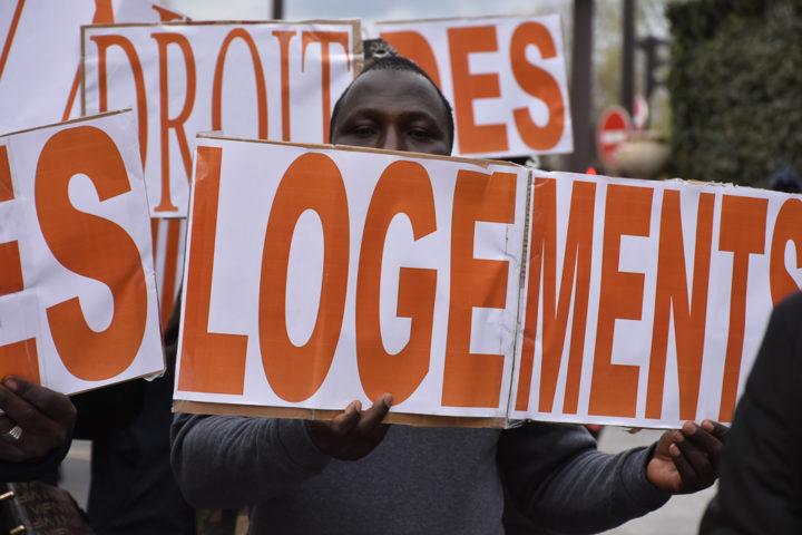 Manifestazione internazionale per il diritto alla casa