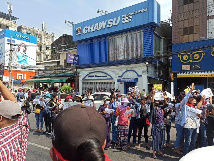 Myanmar: i comitati popolari non riconoscono l'esecutivo della giunta militare