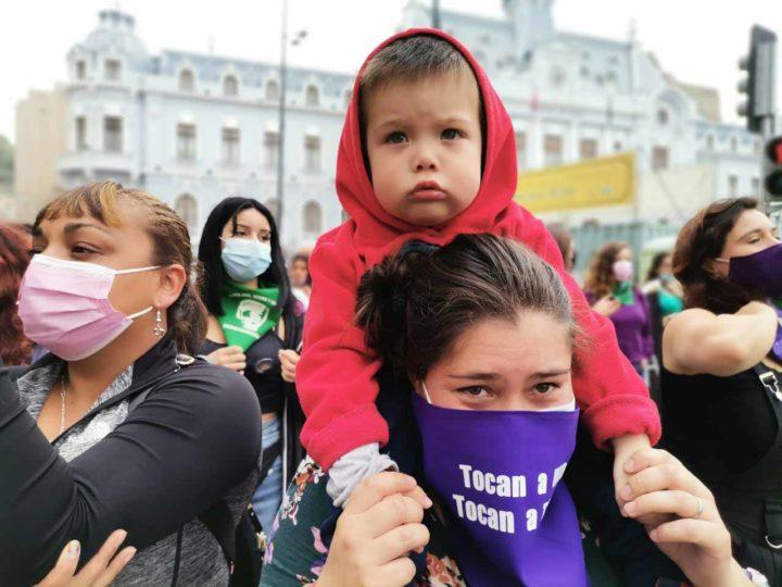 Chile: 8M en Valparaíso