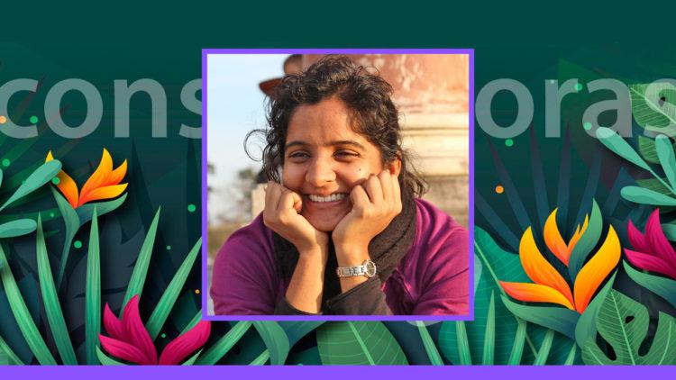 Femmes constructrices de futur : Djamila Andrade
