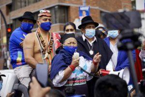 Andrés Arauz zieht als Favorit in die Stichwahl um Ecuadors Präsidentschaft ein