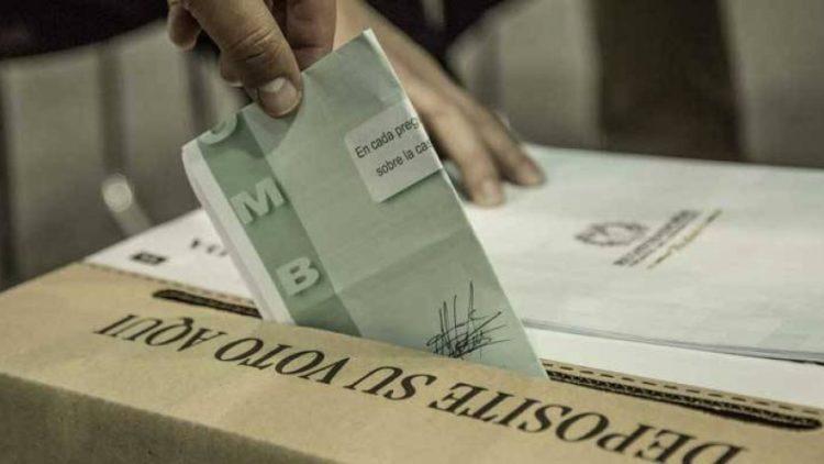Se adelanta la campaña presidencial en Colombia