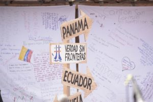 Colombia en el exilio por causa del conflicto armado