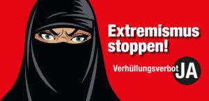 Schweiz: Burka-Verbot stigmatisiert muslimische Frauen