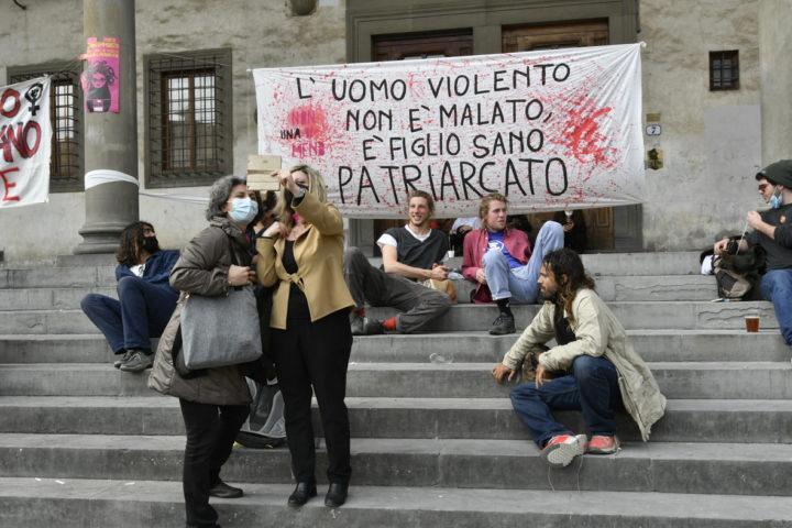 Le foto dell'8 Marzo a Firenze