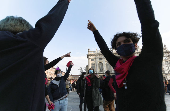 MUDM Torino 8 marzo 20