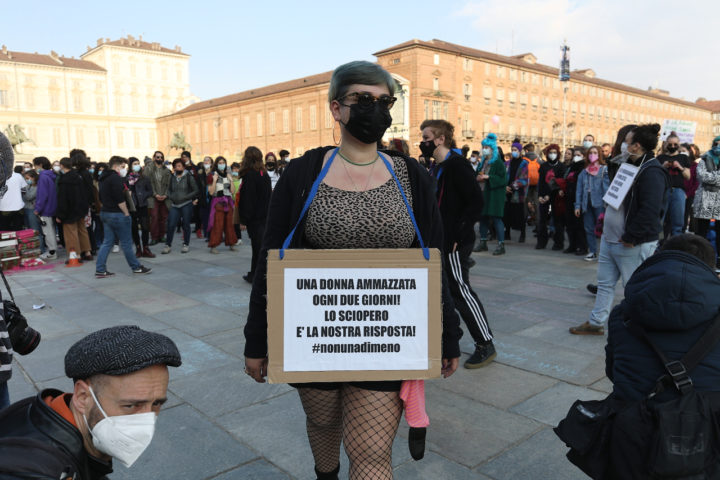MUDM Torino 8 marzo 25