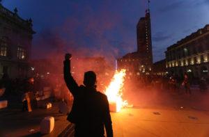 Non Una di Meno Torino: sciopero dell'8 marzo