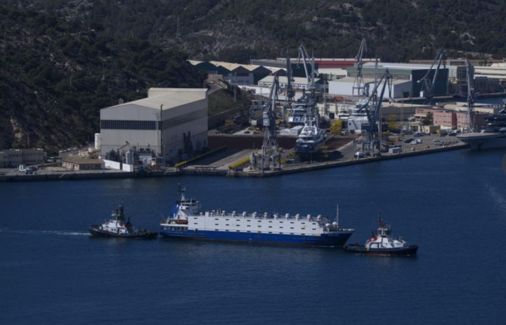 Tiertransporte per Schiff: Totalversagen der Europäischen Union sowie der zuständigen Behörden #StopLiveTransport