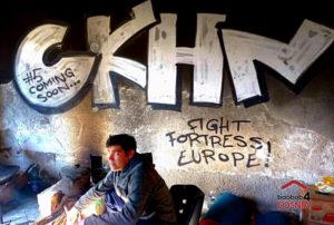 Balkanroute calling: carovana per la libertà di movimento