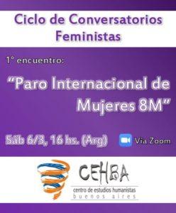 Ciclo de Conversatorios Feministas