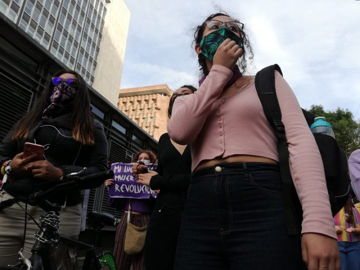Colombia: tres generaciones por los derechos de las mujeres