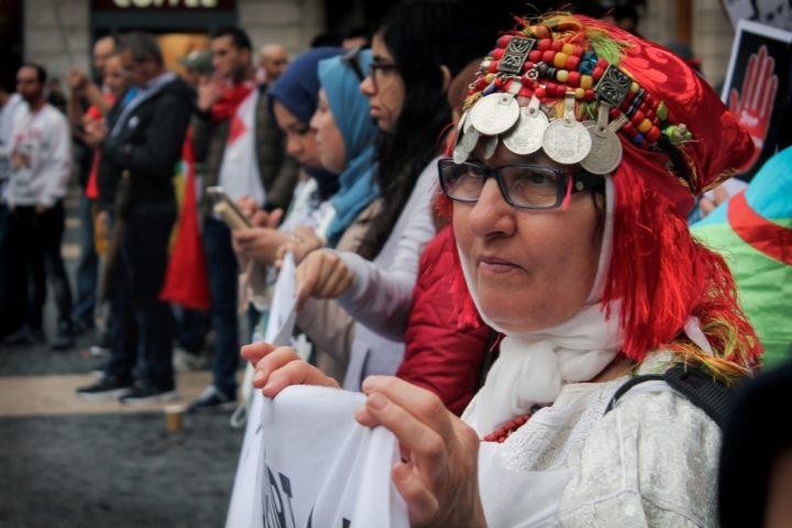 El hirak o la revuelta de las mujeres en Alhucemas y todo el Rif