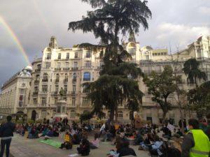19M. Acción Global por el Clima, Madrid también se moviliza