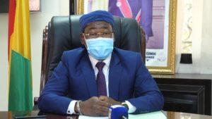 Déclaration du ministre guinéen de l'hydraulique à l'occasion de la journée mondiale de l'eau