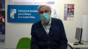 «Está claro que se quiere privatizar la sanidad pública y para ello hay que deteriorarla»