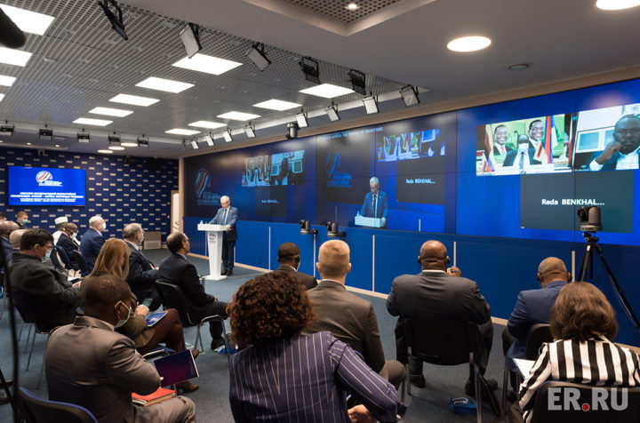 Russia-Africa: Reviving Party Solidarity