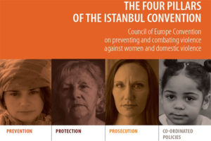 Istanbul is not the city anymore to stand for the Istanbul Convention
