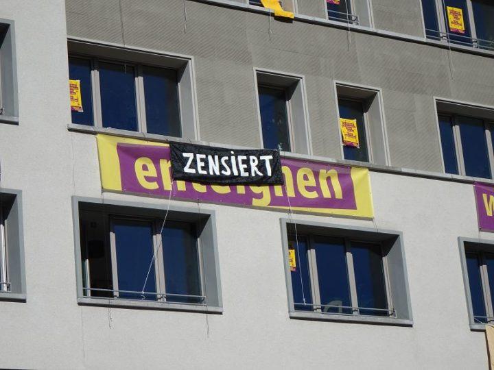 Kündigungsdrohung wegen Kampagnen-Banner_03