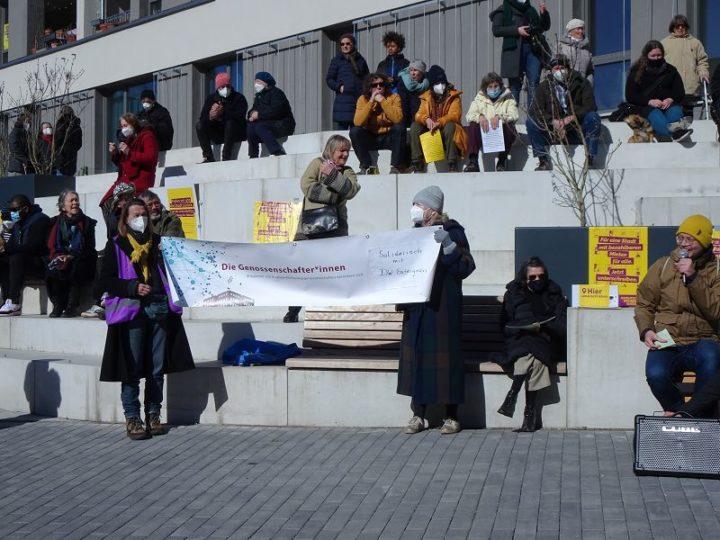 Kündigungsdrohung wegen Kampagnen-Banner_07