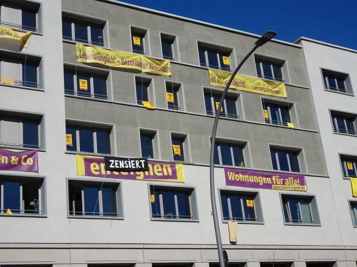 Kündigungsdrohung wegen Kampagnen-Banner