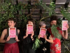 «Anthologie féministe» par Las Tesis