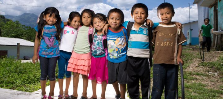 Please, Latin America, Take Care of Your Children