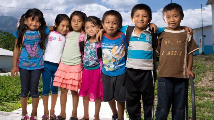 Lateinamerika – sorge dich um deine Kinder