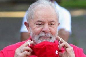 Lula supera a Bolsonaro en potencial voto de elecciones 2022